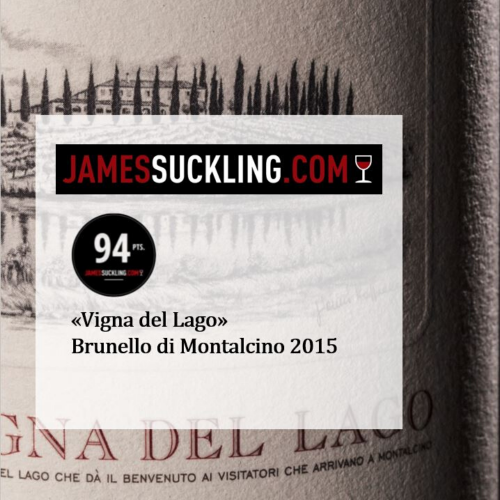 James Suckling degusta in anteprima i Brunello 2015