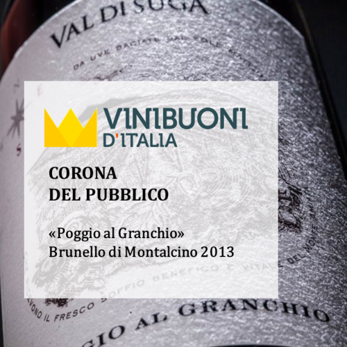 Poggio al Granchio gets the Corona del Pubblico 2020 award